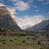 Nepal 2008 Highlights : In May 2008 I traveled to Nepal with two friends, and after a short stay in Kathmandu we spent 23 days walking arround the Annapurna Himal. To get from the east to the west side we crossed the Thorong La a 17,700 foot pass. The Annapurna circuit, as that trek is called, is said to be one of the world's 10 most scenic treks and I can believe that. I have found it difficult to pare down the number of pictures so  have indluded some highlights in this gallery. Should you be interested in a more complete selection of pictures, the other two Nepal galleries on my site: Trekking the Annapurna circuit and Kathmandu region may be of interest.